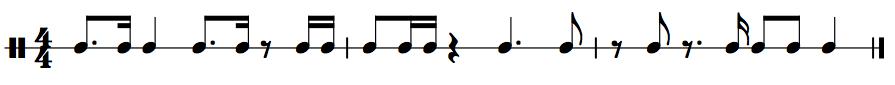 楽典2問題2の解答