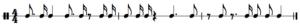 楽典2問題2